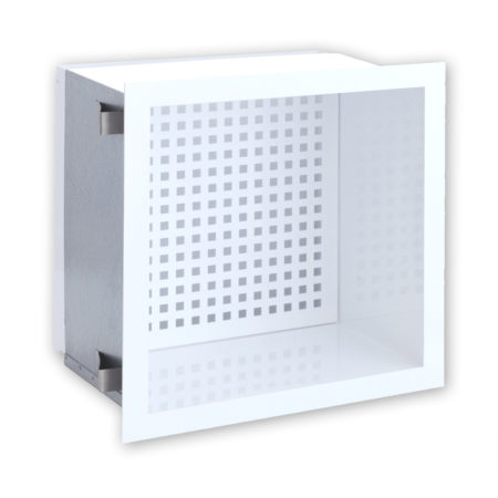 2500, 2505 Basiselement V-Box mit V-Box Vent Lüftungsmodul