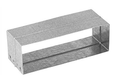 Flachkanal-Universalverbinder