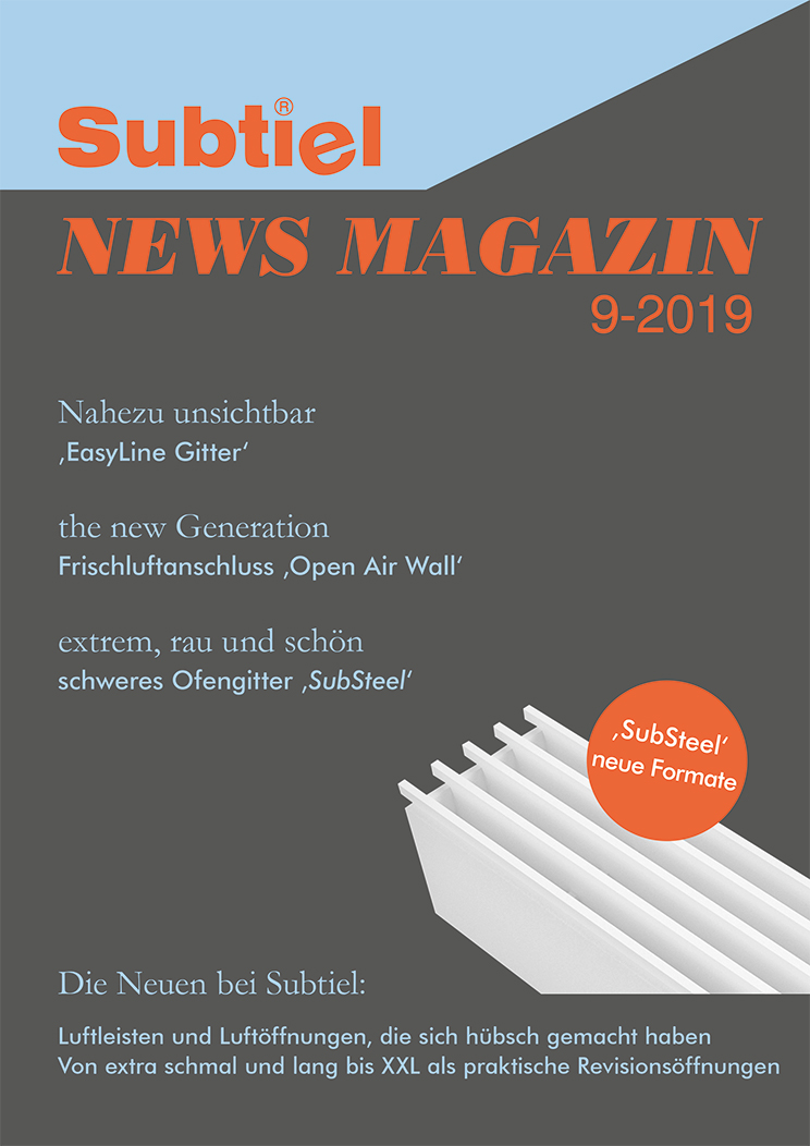 Subtiel News 2019